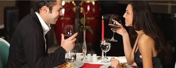 Image result for picture of men and woman on a date