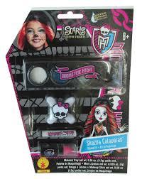 monster high skelita calaveras costume makeup kit