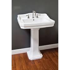 bathroom sink fittings strom plumbing deco bathroom pedestal sink