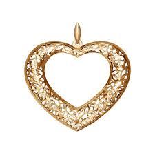 <b>Подвеска</b> «Сердце» из <b>золота SOKOLOV</b> – купить в ...