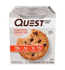 <b>Печенье Quest Nutrition</b> Quest <b>Cookies</b> 58-59 г <b>Quest Nutrition</b> 12 ...