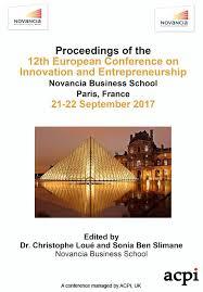 <b>ECIE 2017</b> PDF - Proceedings of the 12th European Conference on ...