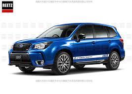<b>TAIYAO car styling sport</b> car sticker For Subaru 2016 2018 Forester ...