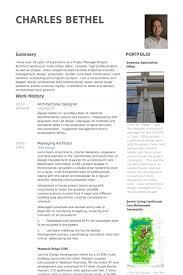 architectural designer resume samples   visualcv resume samples    architectural designer resume samples