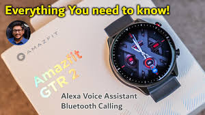 <b>Amazfit GTR</b> 2 Review... Killer <b>New</b> Features for the price! - YouTube