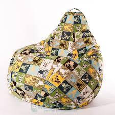Купить <b>кресло</b>-<b>мешок DreamBag С Оленями</b> Гобелен 3XL в г ...