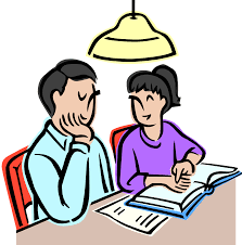 clipart parent helping student write clipartfest homework clip art for kids