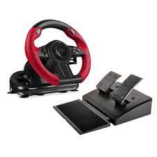 SL-450500-BK <b>SpeedLink TRAILBLAZER RACING WHEEL</b> FOR ...