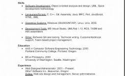 It Tech Skills Resume  technical support resume examples computers