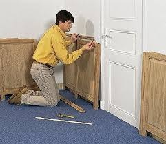 <b>Обшивка</b> стен деревянными панелями