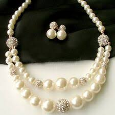 <b>Pearl Fashion Jewelry Sets</b> for sale | eBay