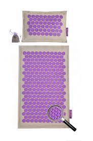 Акупунктурный <b>массажный коврик с</b> подушкой PLANTA SENSE ...