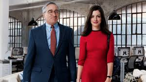 the intern movie review splatter on film