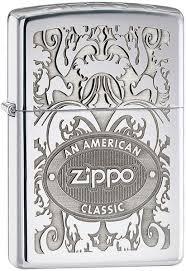 Бензиновая <b>зажигалка Zippo</b> Z_24751 — купить в интернет ...