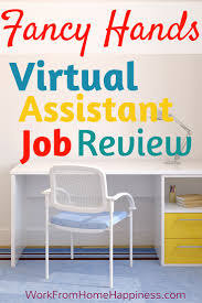 fancy hands review work from home happiness ever wonder what it s like to work from home as a virtual assistant for fancy hands
