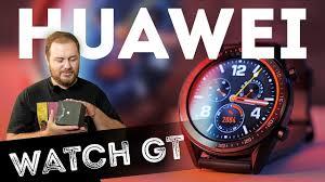<b>Huawei Watch</b> GT - обзор смарт-<b>часов</b> (до двух недель ...
