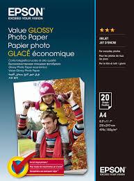 <b>Epson Value Glossy</b> Photo <b>Paper</b> – доступная <b>фотобумага</b> для ...