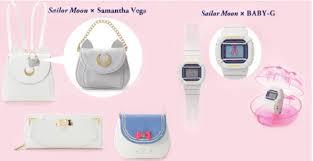 <b>Sailor Moon</b> Collaborates With <b>Samantha Vega</b> And Casio