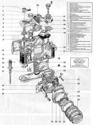 these schematics offer an exploded view of old nikon slr cameras on digital camera schematics
