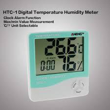 Jasnyfall <b>HTC</b>-<b>1 Indoor LCD</b> Electronic Digital Temperature ...