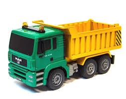 <b>Радиоуправляемый</b> грузовик <b>Double Eagle</b> MAN Dump Truck 1:20 ...