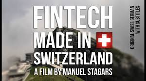 FinTech <b>Made in Switzerland</b> (2016) - Swiss German with English ...