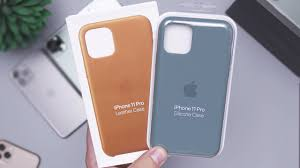 Apple <b>iPhone</b> 11 Pro Silicone & <b>Leather Cases</b> Review! Worth It ...