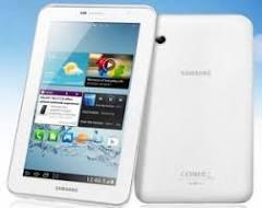 cik akak dapat Samsung Galaxy tab 2.0 dari adik chik