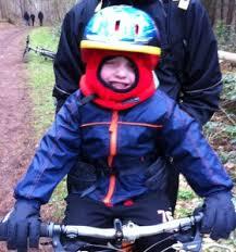 How to keep your child's head <b>warm</b> under their <b>cycle helmet</b> - <b>Cycle</b> ...