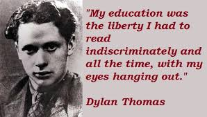 Dylan Thomas Famous Quotes. QuotesGram via Relatably.com
