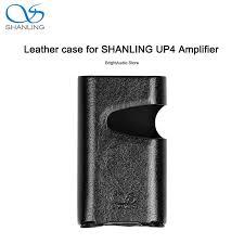 Кожаный <b>чехол Shanling для</b> усилителя UP4| | - Алиэкспресс
