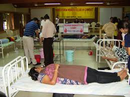 welcome to vanita vishram women s college of commerce blood donation camp