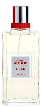 <b>Guerlain Habit</b> Rouge L'Eau купить элитный мужской парфюм в ...