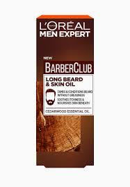 Масло для бороды L'Oreal Paris Barber Club <b>Масло для длинной</b> ...