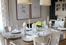 white washed dining room furniture