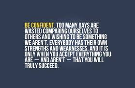 Confident Quotes. QuotesGram