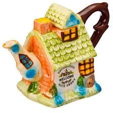 Купить 824-389 Домики <b>Чайник заварочный</b>, <b>керамика</b>, <b>300мл</b> ...