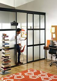 cool office dividers. Home Office Room Divider Ideas Sliding Glass Dividers In The Door Co Cool D