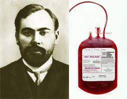 Alexander Bogdanov Penemu Transfusi Darah
