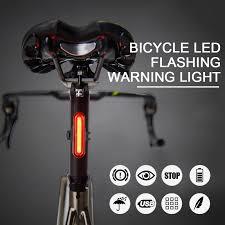 <b>Bike Taillight</b> Waterproof Riding <b>Rear light</b> Led <b>Usb</b> Chargeable ...