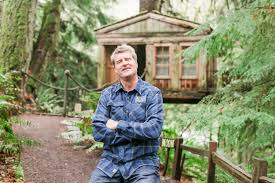 Pete Nelson's Treehouse <b>Designs</b> for <b>DIY</b>-ers — Nelson Treehouse