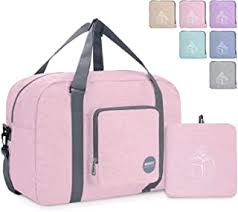 Pink - Travel Duffles / Suitcases & Travel Bags ... - Amazon.co.uk