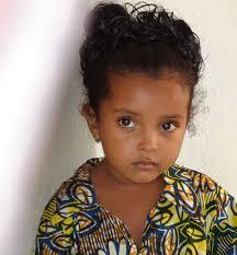 Touareg babygirl  Niger Photo  Tid  ne