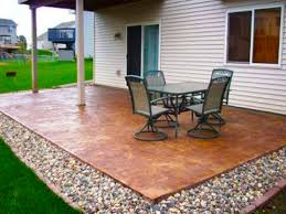 inexpensive patio ideas