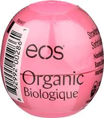 <b>EOS Smooth Sphere Lip</b> Balm Strawberry Sorbet 0.25 oz: Amazon ...