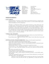 Example of Resume for Cleaning