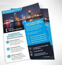 70 best flyer psd templates designmaz corporate business flyer psd template