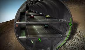 Avrasya tünelinde kazı işlemi tamamlandı
