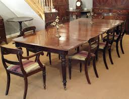 dining table that seats 10:  dining room tables that seat  is also a kind of regency dining table antique dining