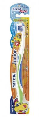 Putzi <b>Зубная щетка</b> Junior 6-12 лет <b>Silca</b> — купить в Москве в ...